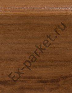 Деревянный плинтус массивный Magestik Floor Лапачо (прямой)