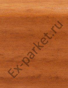 Деревянный плинтус массивный Magestik Floor Тигровое дерево (прямой)