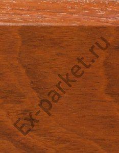 Деревянный плинтус массивный Magestik Floor Ятоба (прямой)