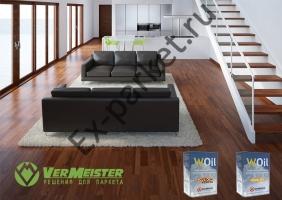 Природные масла и колоранты W.OIL Line VerMeister (Вермастер)