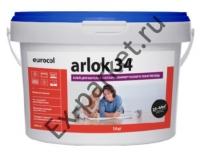 Клей для бытового и полу-коммерческого линолеума Arlok 34