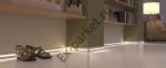 Вставка под светодиодную ленту