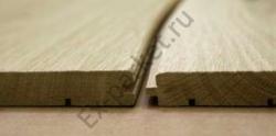 Стандартные доски со шпунтовым соединением