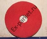 СИА синтетический круг для Колумбуса 406мм (красный)