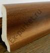 Шпонированный деревянный плинтус