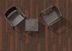 Террасная доска Woodvex Select Colorite Multi-Width в интерьере