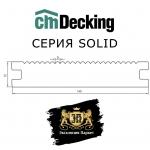 Террасная доска CM Decking серия Solid