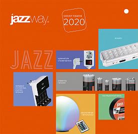 Каталог товаров JAZZway 2020