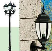 Садово-парковые фонари